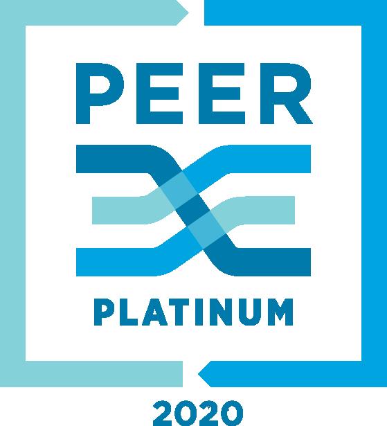 2020 PEER Certification Logo